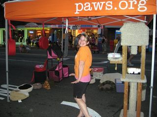 Second-paw pet supplies