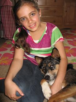 Kamila and Koda