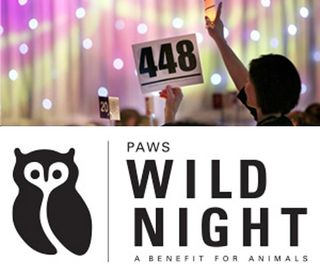 PAWS Wild Night 2014