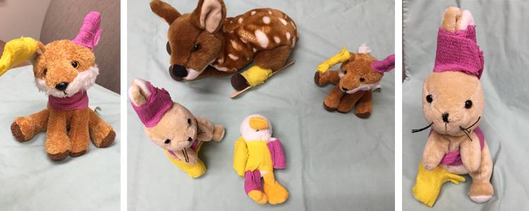 Injured-Stuffies